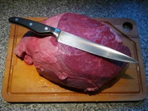 The Butcher's Knife