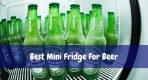 [Top 10] Best Mini Fridge For Beer