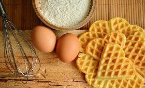 Belgian Waffle vs. Regular Waffle